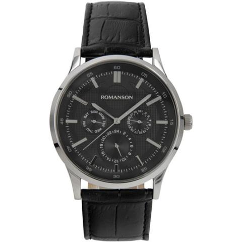 Купить Наручные часы Romanson TL2648FMWBK по доступной цене