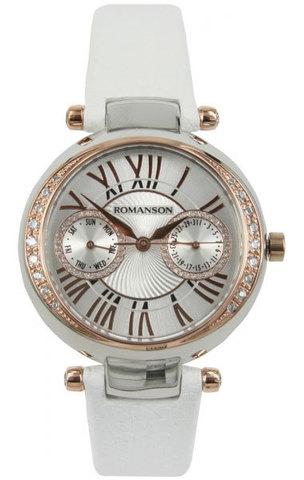 Купить Наручные часы Romanson RL2612QLJWH по доступной цене
