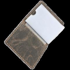 Визитница WENGER Arizona, цвет коричневый, 8*1,5*10 см (W23-18BROWN)