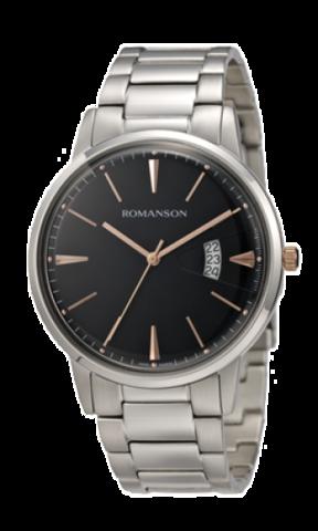 Купить Наручные часы Romanson TM4201MJBK по доступной цене