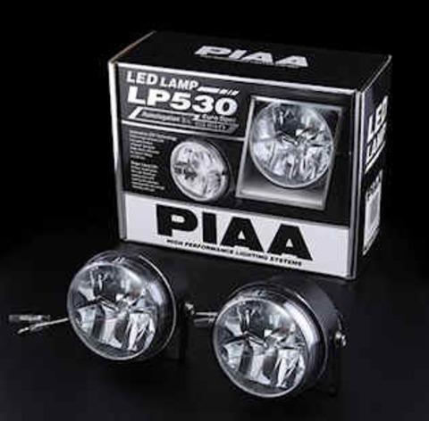 Дополнительные фары PIAA LP530 DK535BE (полупрожектор)