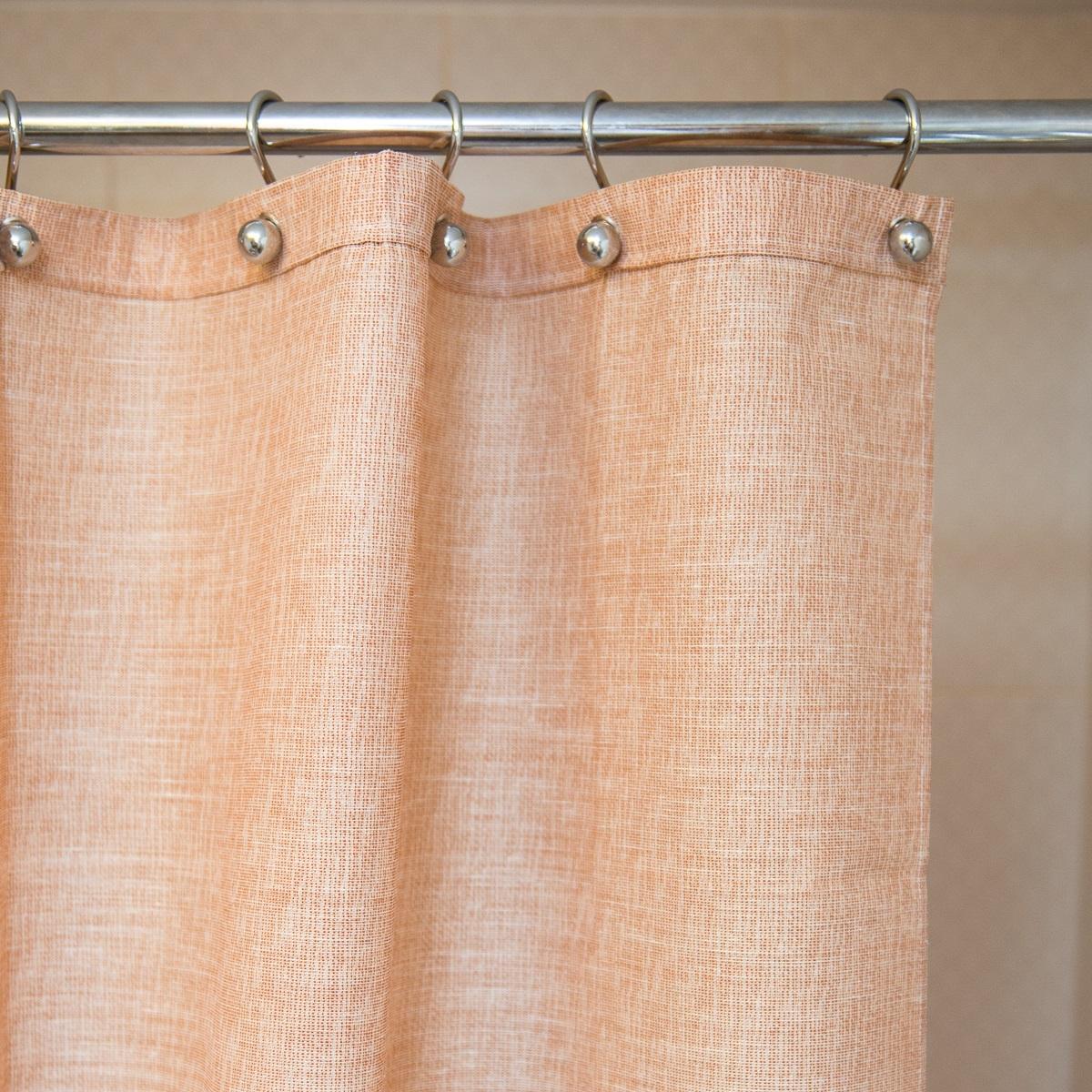 Элитная шторка для ванной Bitono C. Garnet от Arti-Deco