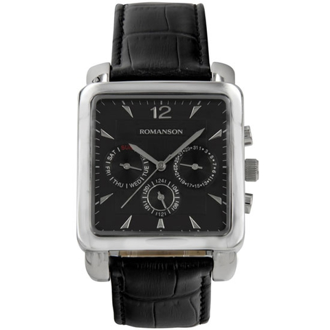 Купить Наручные часы Romanson TL9244MWBK по доступной цене