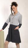 Женский халат с длинным рукавом DolceVita