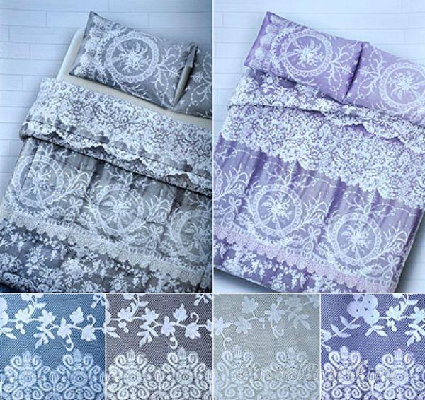 Постельное белье 1.5 спальное Carrara Macrame