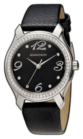 Купить Наручные часы Romanson RL3214QLWBK по доступной цене
