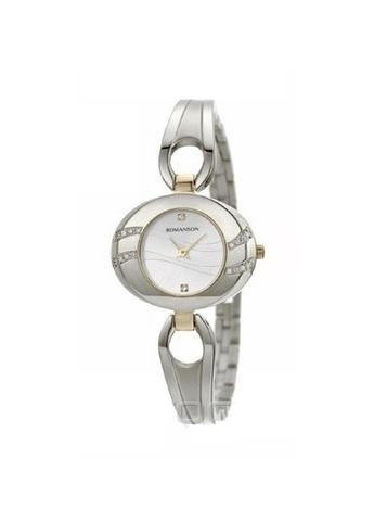 Купить Наручные часы Romanson RM0391QLCWH по доступной цене