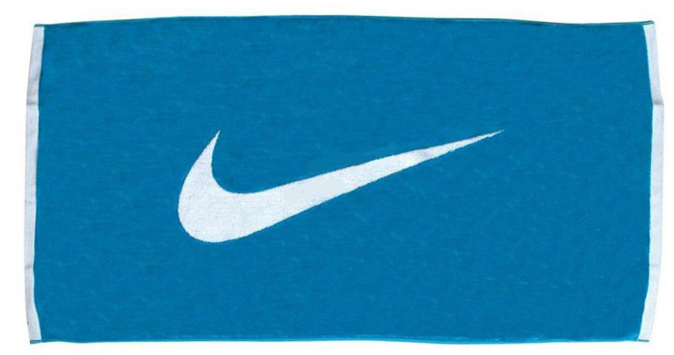 Полотенце Nike 120-60 blue