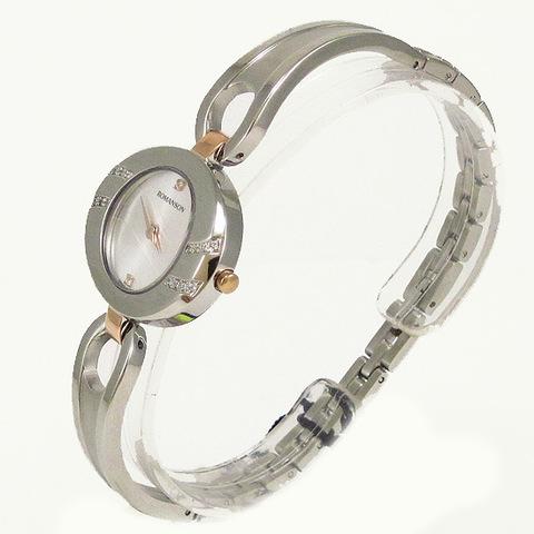 Купить Наручные часы Romanson RM0391QLJWH по доступной цене