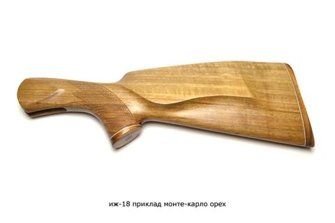 иж-18 приклад монте-карло орех