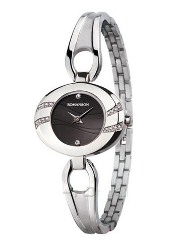 Купить Наручные часы Romanson RM0391QLWBK по доступной цене