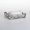 Набор элитных аксессуаров для ванной Crystal Vine Platinum от Labrazel