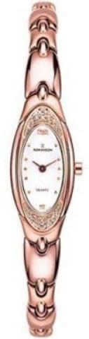 Купить Наручные часы Romanson RM2136QLWBK по доступной цене