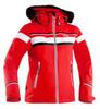 Женская горнолыжная куртка 8848 Altitude Carlin красная (668703)