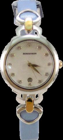 Купить Наручные часы Romanson RN2622LCWH по доступной цене