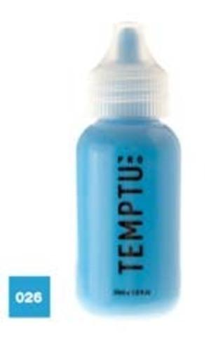 TEMPTU PRO S/B Blush - Румяна тон 026 Blue 30 мл