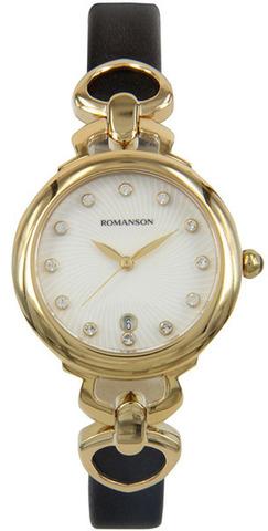 Купить Наручные часы Romanson RN2622LGWH по доступной цене