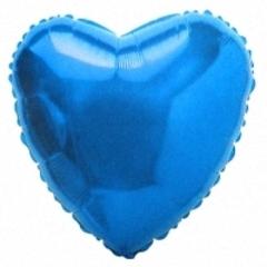 F 32 Сердце Синий