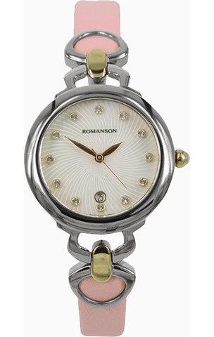 Купить Наручные часы Romanson RN2622LJWH по доступной цене
