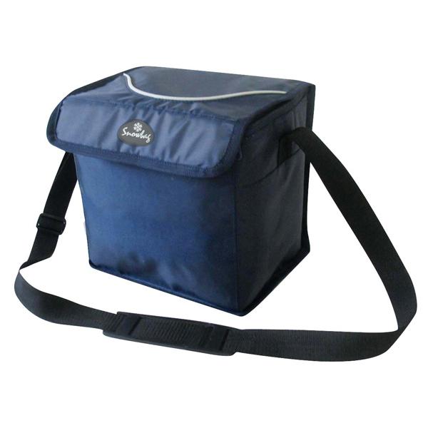 Сумка-холодильник (термосумка) Camping World Snowbag, 20L (синяя)