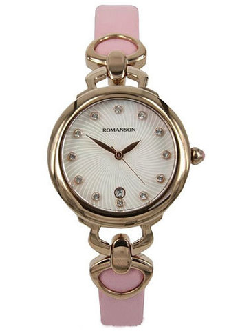 Купить Наручные часы Romanson RN2622LRWH по доступной цене
