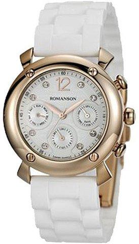 Купить Наручные часы Romanson RL2636FLWWH по доступной цене
