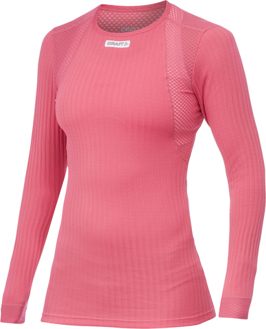 Термобелье Рубашка Craft Active Extreme Concept Pink женская
