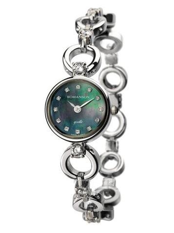 Купить Наручные часы Romanson RM0347QLWBK по доступной цене