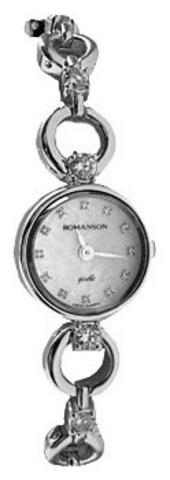 Купить Наручные часы Romanson RM0347QLWWH по доступной цене