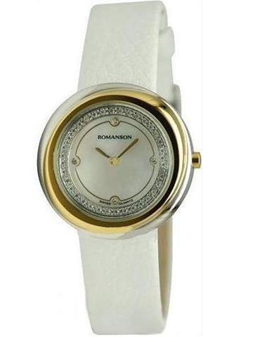Купить Наручные часы Romanson RL1251QLCWH по доступной цене