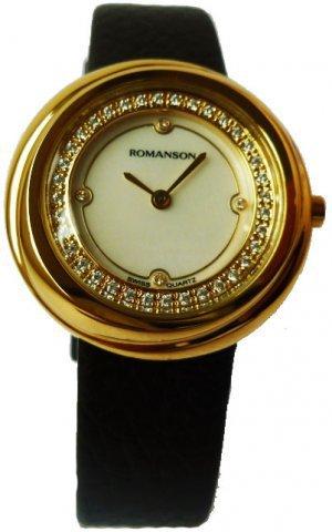 Купить Наручные часы Romanson RL1251QLGWH по доступной цене