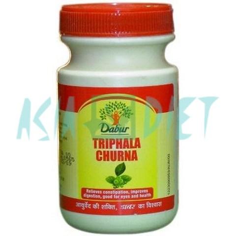 Трифала чурна Dabur «Triphala Churna» 120г