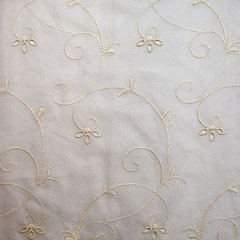 Элитная шторка для ванной 300х200 Embroidery 2803 от Arti-Deco