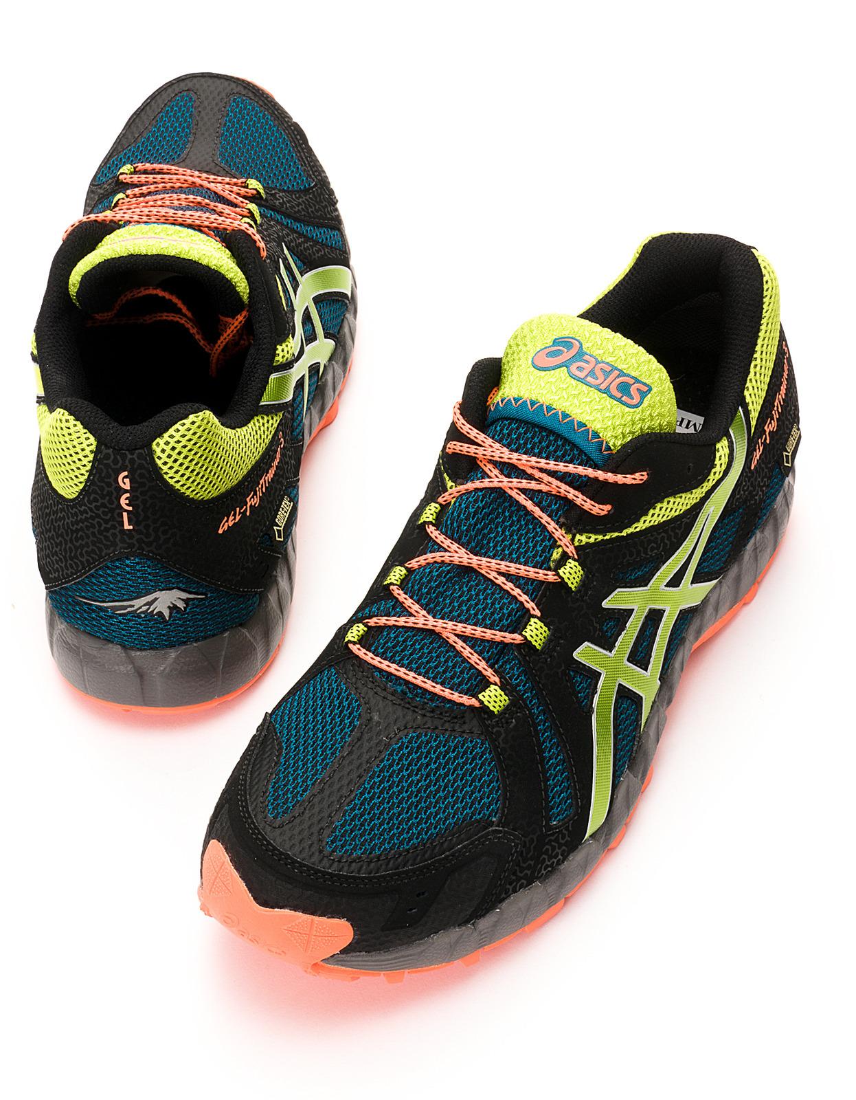 Кроссовки для бега Asics Gel-Fuji Trainer 3 GoreTex мужские