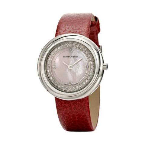 Купить Наручные часы Romanson RL1251QLWPINK по доступной цене