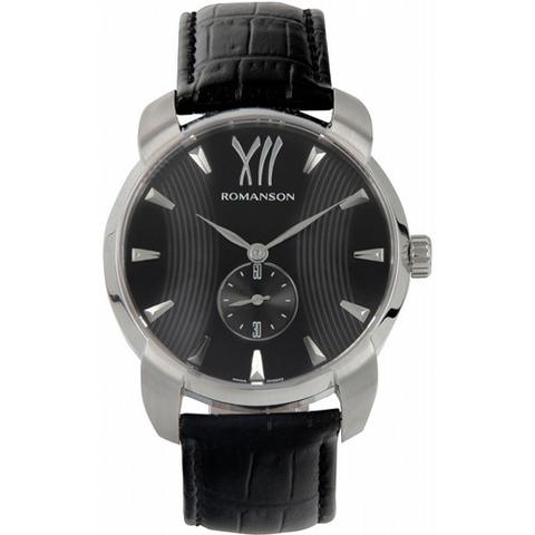 Купить Наручные часы Romanson TL1250MWBK по доступной цене