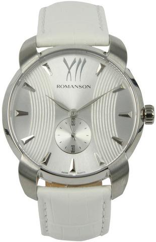 Купить Наручные часы Romanson TL1250MWWH по доступной цене