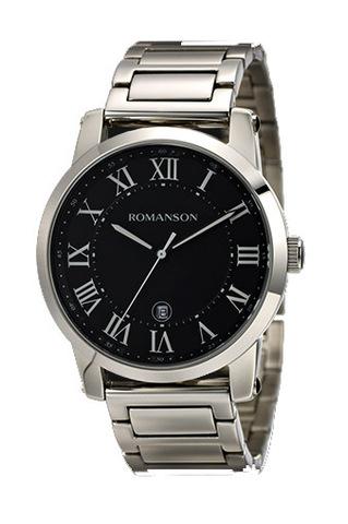 Купить Наручные часы Romanson TM0334CMWBK по доступной цене