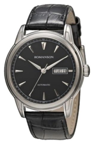 Купить Наручные часы Romanson TL3223RMWBK по доступной цене