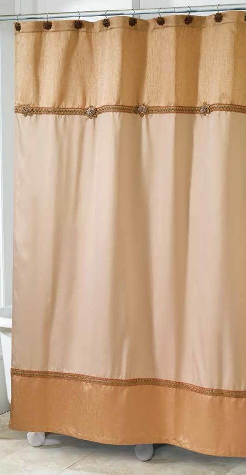 Шторки Шторка для ванной 183x183 Avanti Braided Medallion elitnaya-shtorka-dlya-vannoy-braided-medallion-ot-avanti-ssha-kitay.jpg