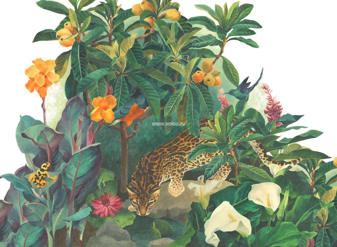 Фотообои (панно) Mr. Perswall Urban Nature P031402-8, интернет магазин Волео