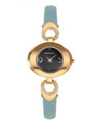 Купить Наручные часы Romanson RN0391CLRBK по доступной цене