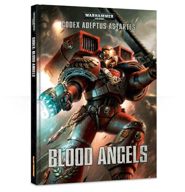 Codex: Blood Angels. Кодекс Кровавых Ангелов