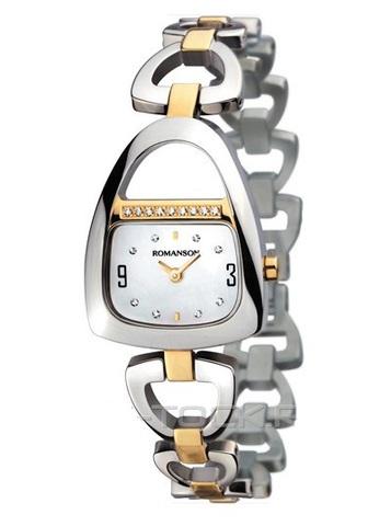 Купить Наручные часы Romanson RM1207QLCWH по доступной цене