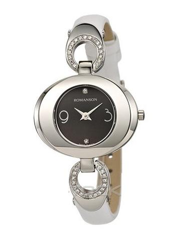 Купить Наручные часы Romanson RN0391CLWBK по доступной цене