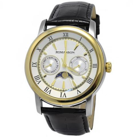 Купить Наручные часы Romanson TL2616FMCWH по доступной цене
