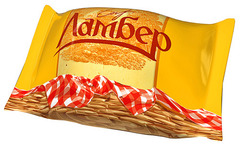 "Сыр ""Ламбер"" кусок, 230 г"