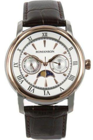 Купить Наручные часы Romanson TL2616FMRWH по доступной цене