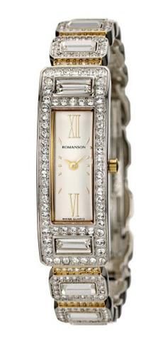 Купить Наручные часы Romanson RM7244TLWWH по доступной цене