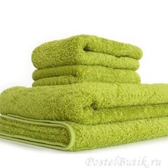 Полотенце 40x60 Abyss & Habidecor Super Pile 165 green apple